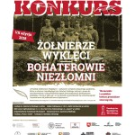 Plakat Konkurs ŻW 2018